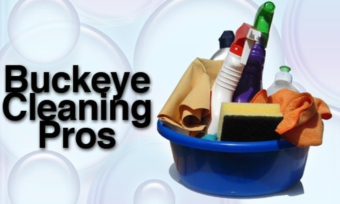Buckeye Cleaning Pros. LLC - Columbus: $15 for One Bathroom or Kitchen Cleaning from Buckeye Cleaning Pros (Up to $45 Value)