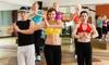 Dance~Fit and Drum Studio - Shoreview: Five Dance-Fitness Classes at Dance~Fit and Drum Studio (67% Off)