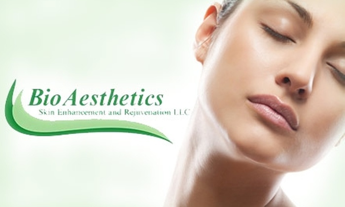 BioAesthetics Skin Enhancement and Rejuvenation - Lone Tree: $99 for Three Laser Hair-Removal Treatments from BioAesthetics Skin Enhancement and Rejuvenation (Up to $405 Value)