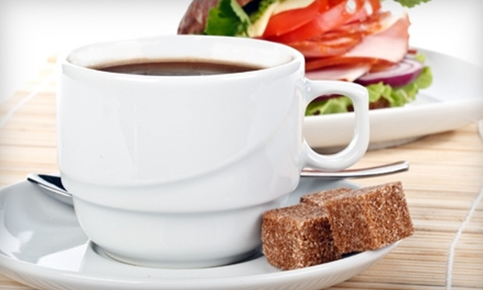 Melodie's Coffee Café - Loveland: $10 for $20 Worth of Sandwiches, Pastries, and Drinks at Melodie's Coffee Café in Loveland