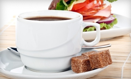 $20 Groupon to Melodie's Coffee Cafe - Melodie's Coffee Cafe in Loveland