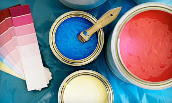 Clark Pro Painting Inc. - Historic Hyde Park North: Home Painting in a 12'x15' or 20'x15' Room from Clark Pro Painting Inc. (Up to 66% Off)