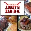 Half Off at Abbey's Real BBQ
