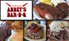 Abbeys Real BBQ - Kearny Mesa: $10 for $20 Worth of Barbecue and Beverages at Abbey's Real BBQ