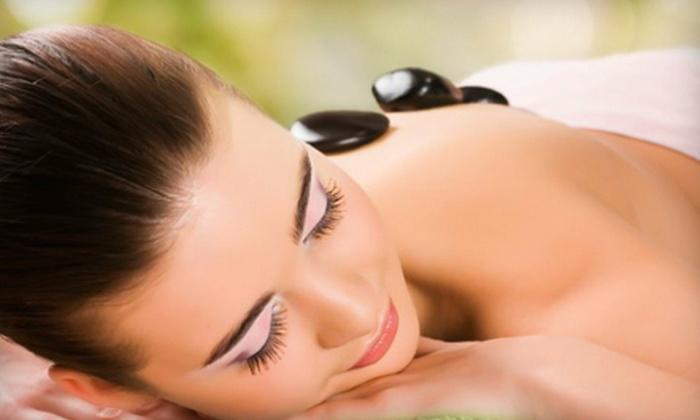 Bella Nails Spa - Sugar Land: One or Two Facials with Hot-Stone Massage and Credit Toward Mani-Pedi at Bella Nails Spa in Sugar Land (Up to 51% Off)