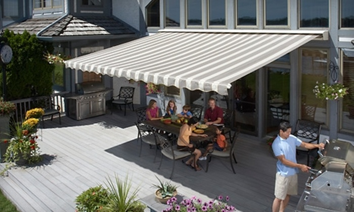 SunSetter Awnings: $99 for $600 Toward the Purchase of a SunSetter Awning
