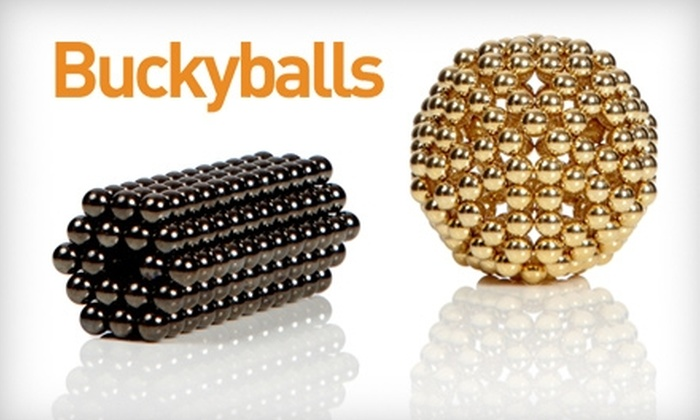 Buckyballs: $34 for Two Sets of Buckyballs ($70 Value)