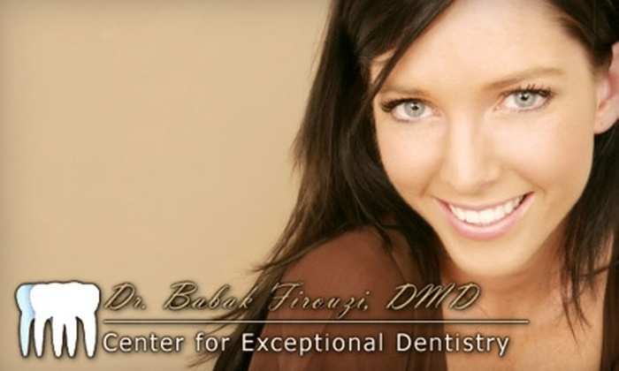 Center for Exceptional Dentistry - Pittsburgh: $182 for Teeth Whitening from Center for Exceptional Dentistry ($625 Value)