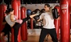 Empowering Punch - Strongsville: $24 for One Month of Unlimited Fitness Classes at Empowering Punch in Strongsville ($99 Value)