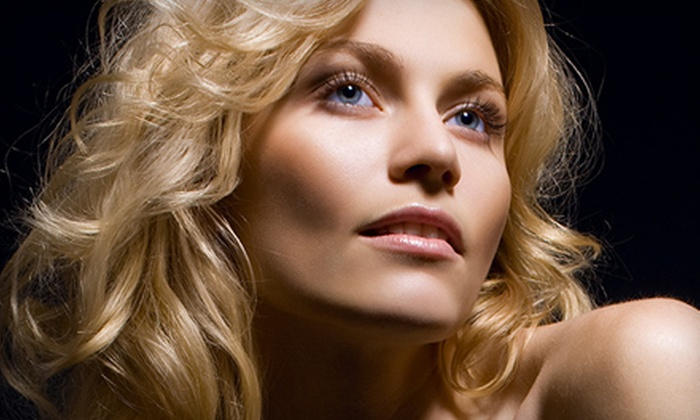 Head Games by T & Co. Hair and Nail Artistry - Clifton Park: $39 for $80 Worth of Styling and Coloring Services from Kirsten Hellert at Head Games by T & Co. Hair and Nail Artistry in Clifton Park