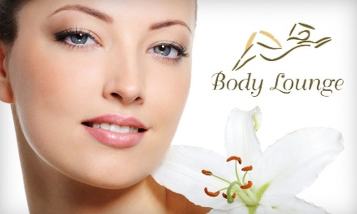 Body Lounge Spa - Sherman Oaks: $99 for a 60-Minute Arasys Inch Loss Treatment ($200 Value) or $45 for a Basic Facial and Pumpkin Enzyme Peel ($135 Value) at Body Lounge Spa
