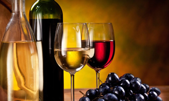 Sunset Winery - Burleson: VIP Wine Tour, Custom Wine Label, and Gourmet Chocolate Pairing for Two or Four at Sunset Winery (Up to 55% Off)