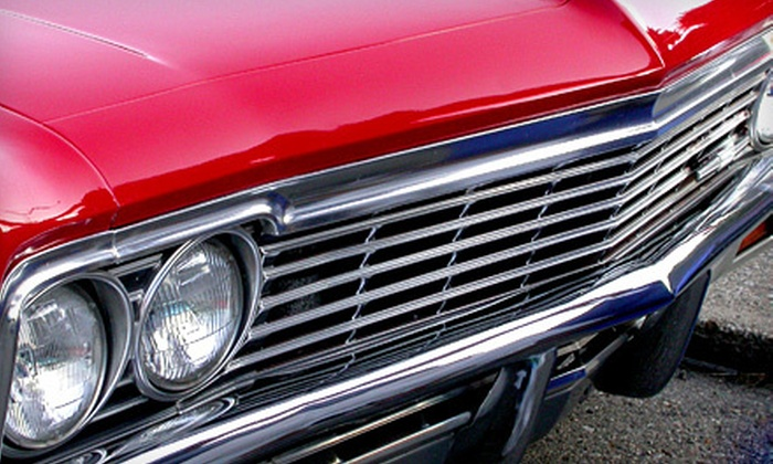 Happy Helping Hands - Suwanee-Duluth: Mobile Interior, Exterior, or Full-Car Detailing from Happy Helping Hands (Up to 72% Off)