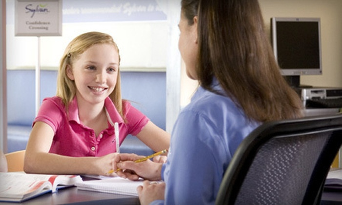 Sylvan Learning Center - Sioux Falls: $95 for a Skills Assessment and Four 60-Minute Tutoring Sessions at Sylvan Learning Center ($387 Value)