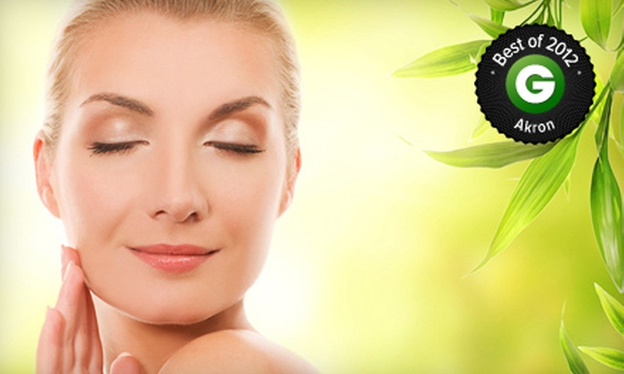 Sassi Nail and Tanning Lounge - Portage Lakes: One, Two, or Three Spa Face Treatments at Sassi Nail and Tanning Lounge (Up to 53% Off)
