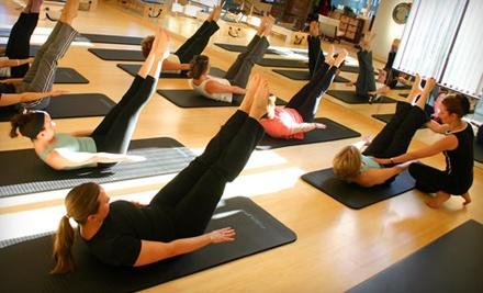 4 Group Fitness Classes - Turn N Burn Studio in Chino Hills