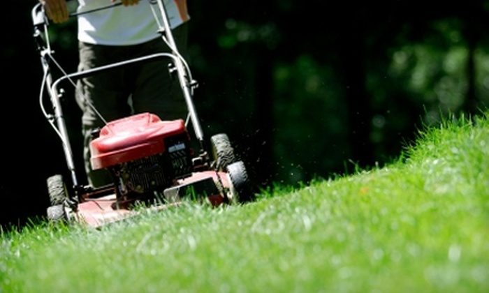 Service By The Yard Landscaping - Murfreesboro: $29 for Two Lawn Cuts from Service By The Yard Landscaping in Murfreesboro (Up to $70 Value)