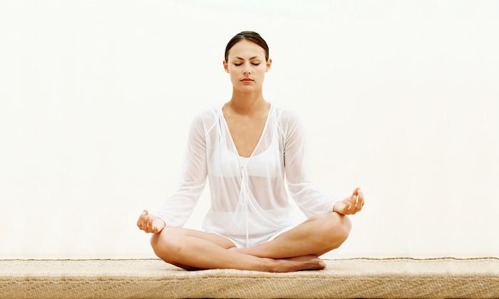 IJORERE Atelier Meditation - Elgin: Five or Ten Guided Meditation Classes at IJORERE Atelier Meditation (Up to 52% Off)