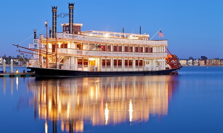 Halloween Party Cruise for One, Two, or Four-October 31 on the William D. Evans Boat Cruise (Up to 53% Off)