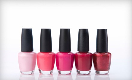 1 Shellac Manicure with Paraffin-Wax Treatment (a $58 value) - Caruso and Company Nail Spa in Conway