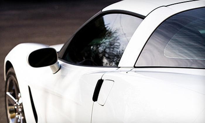Startronics - Mid-City: $80 Worth of Auto Customization and Detailing