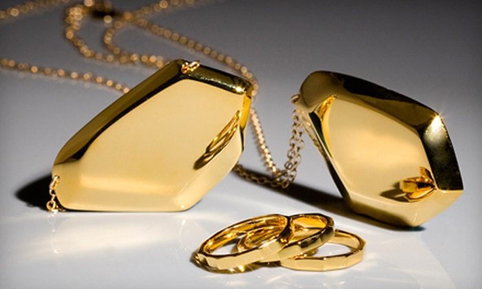 gorjana: $39 for $80 Worth of Jewelry and Accessories from gorjana