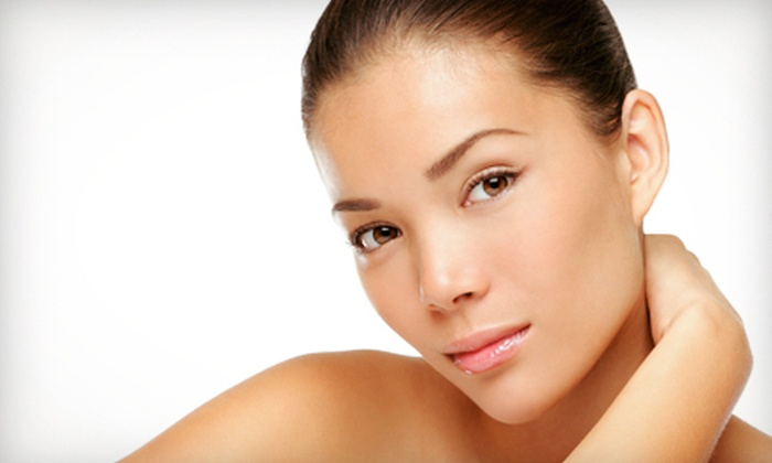 Glow Esthetics - Asheville: One or Three 60-Minute Facials with Eye Treatments at Glow Esthetics (Up to 55% Off)