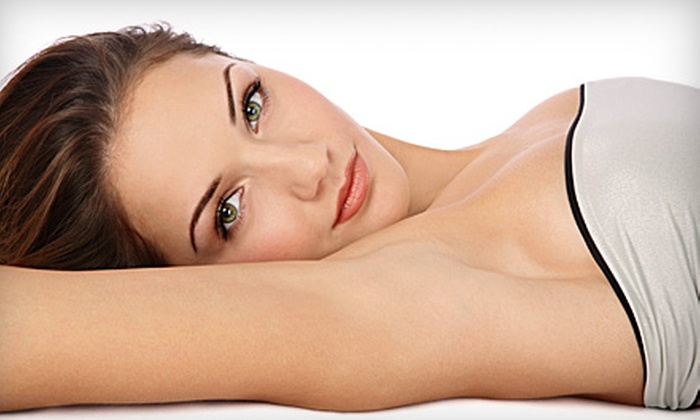 Spa Fit - Jericho: Six Laser Hair-Removal Treatments on a Small, Medium, or Large Area at Spa Fit in Jericho (Up to 89% Off)