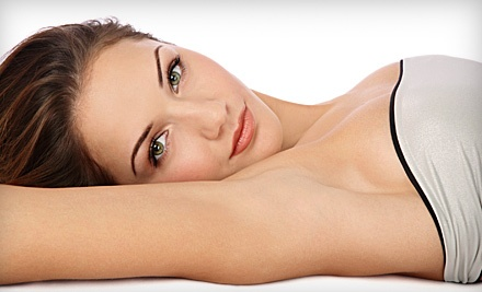 6 Laser Hair-Removal Treatments on 1 Small Area (up to a $294 value) - Spa Fit in Jericho