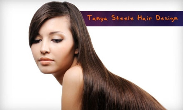 Tanya Steele - Wooten: $150 for a Keratin Complex Hair Smoothing Treatment from Tanya Steele ($325 Value)
