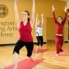 Half Off Yoga Classes
