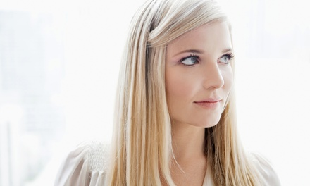 $100 for a Cocochoco Brazilian Keratin Treatment with Style at The Hair Capitol