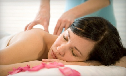 60-Minute Swedish or Deep-Tissue Massage (a $75 value) - Simply Bliss Massage in Washington