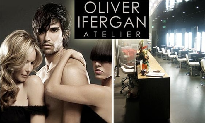 Oliver Ifergan Atelier - Beverly Hills: $75 for $150 Worth of Salon Services at Oliver Ifergan Atelier