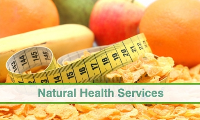 Natural Health Services - Unity: $115 for a Full Appointment and Consultation at Natural Health Services Family Wellness Center ($190 Value)