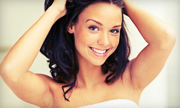 Medspa at The Women's Centre for Excellence - Clermont: Laser Hair Removal Medspa at The Women's Centre for Excellence in Clermont (Up to 92% Off). Four Options Available.