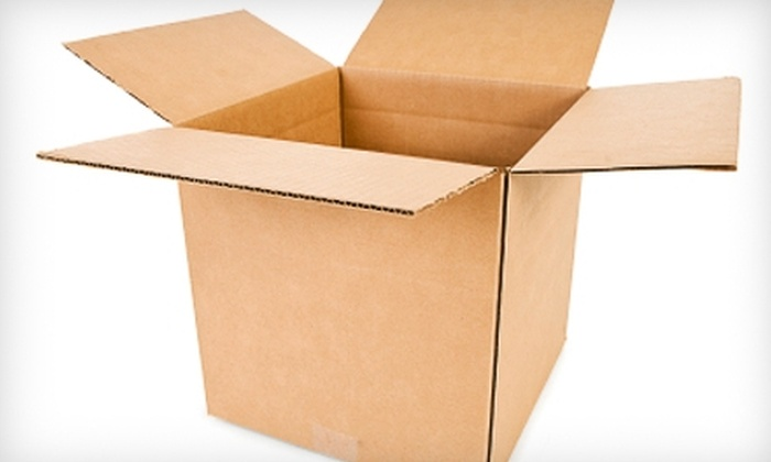 The UPS Store - Toronto (GTA): $5 for Two U.S. Parcel Acceptances at The UPS Store in Lewiston ($20 Value)