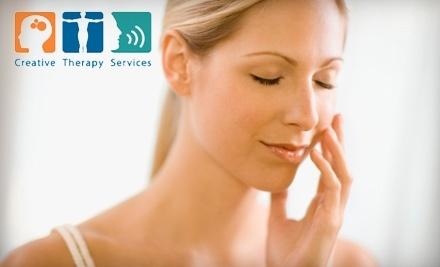 Creative Therapy Services: 3 Facial-Rejuvenation Treatments - Creative Therapy Services in Rio Rancho