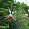 Up to 59% Off at Ropes Course in Wiscasset