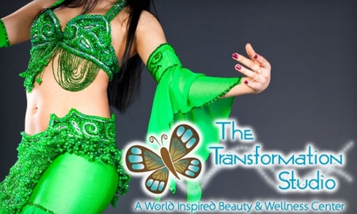The Transformation Studio: A World Inspired Beauty & Wellness Center - Houston: $6 for One Belly-Dancing Class, Two Bhangra Dance Classes, or One Zumba Class at The Transformation Studio: A World Inspired Beauty & Wellness Center (Up to $16 Value)
