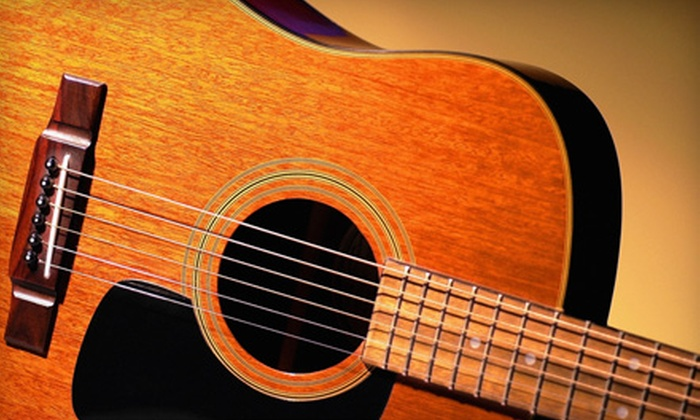 Waterloo Wellington Music - Breslau: C$29 for Four 30-Minute Music Lessons From Waterloo Wellington Music (C$70 Value)