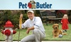 Pet Butler *DUPE* - Phoenix: $19 for 4 Weeks of Pet-Waste Cleanup from Pet Butler