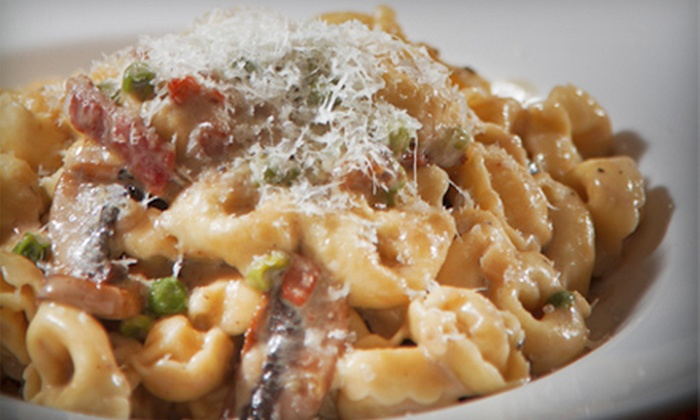 Centro - Walkerville: Three-Course Italian Dinner for Two or Four at Centro (Up to 60% Off)