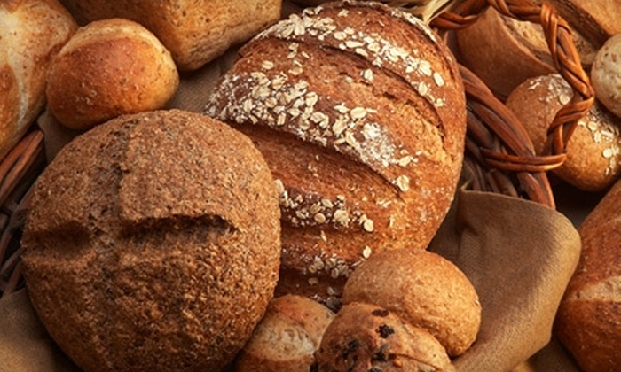 Breadsmith - Green Bay: $7 for Three Loaves of Artisan Bread at Breadsmith (Up to $22.50 Value)