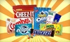Snack & Munch: $12 for Custom Package of 24 Snacks from Snack&Munch ($24 Value)