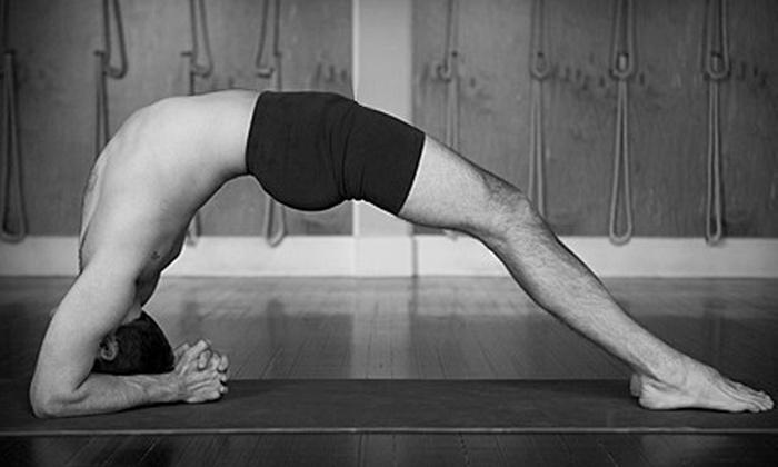 Freret Street Yoga - Freret: $35 for Five Beginner or Level 1–2 Yoga Classes at Freret Street Yoga ($70 Value)