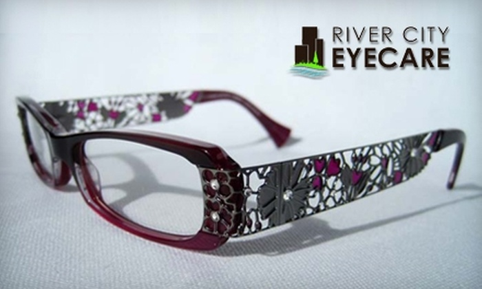 River City EyeCare - Portland: $50 for a Comprehensive Eye Exam at River City EyeCare in Clackamas ($125 Value)