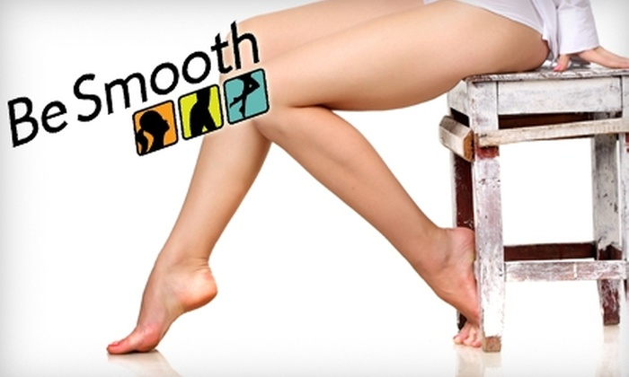 Be Smooth Wax and Beauty Boutique - Pearl: $75 for Three Body-Slimming, Smoothing Services, or Steam Detoxes at Be Smooth Wax and Beauty Boutique ($150 Value)