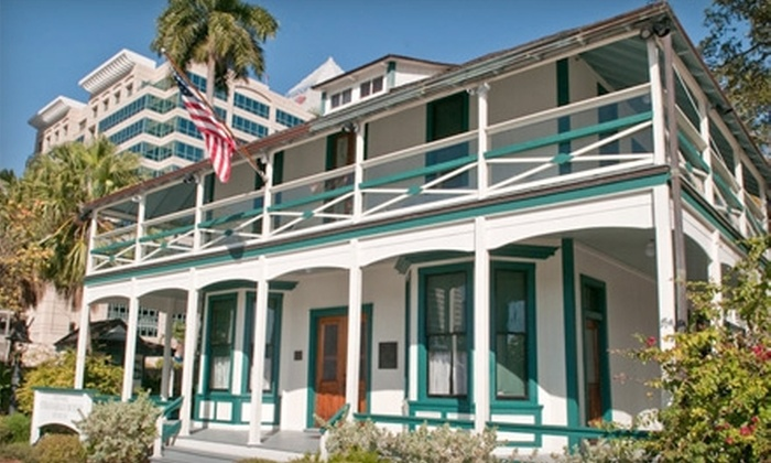 Stranahan House - Downtown Fort Lauderdale: Admission or Membership to Stranahan House. Three Options Available.