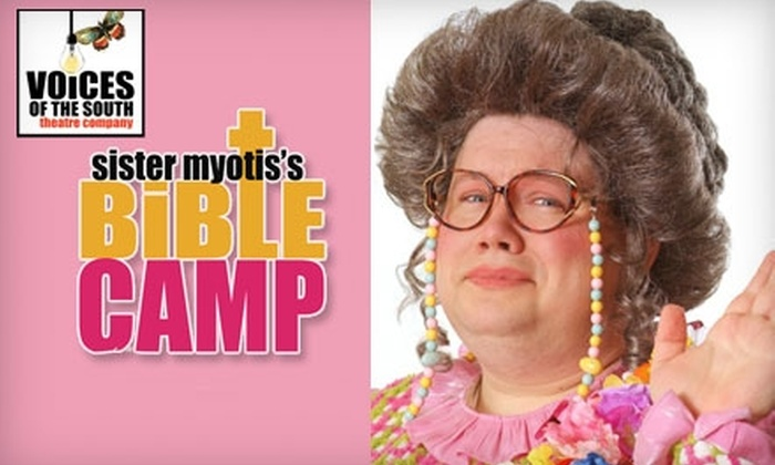 """Voices of the South - Midtown: $10 Ticket to """"Sister Myotis's Bible Camp"""" Presented by Voices of the South ($20 Value)"""